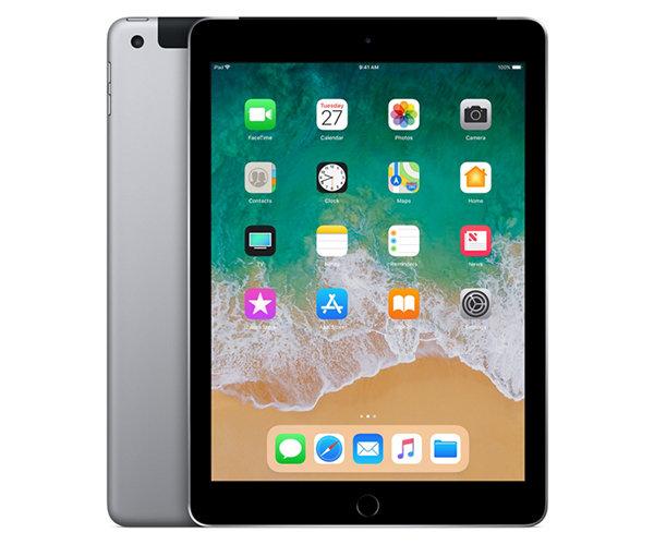 ipad-spase-gray 2018 LTE