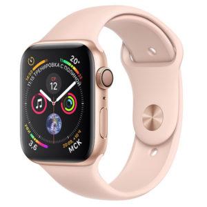 apple watch s4 gold sport