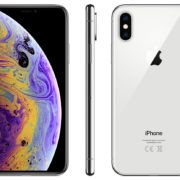 iPhone -XS-silver